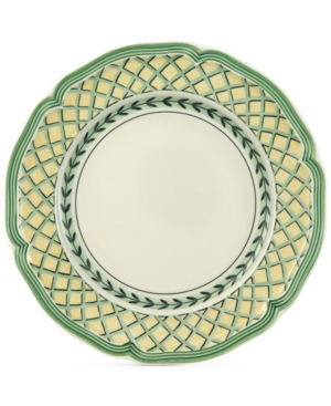 Villeroy & Boch French Garden Dinner Plate In Orange