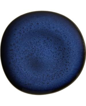 Villeroy & Boch Lave Dinner Plate In Blue