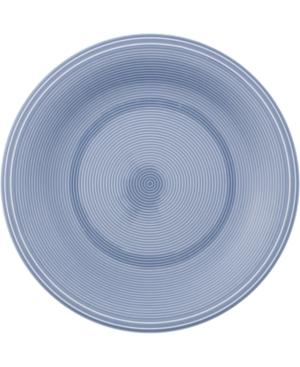 Villeroy & Boch Color Loop Horizon Blue Dinner Plate