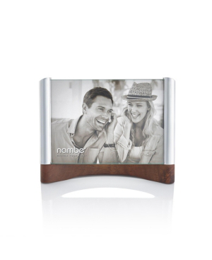 Nambe Sky View Frame, 5 X 7 In Brown