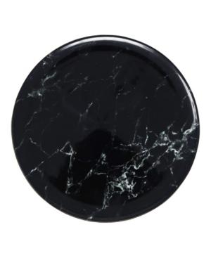 Villeroy & Boch Marmory Dinner Plate In Black