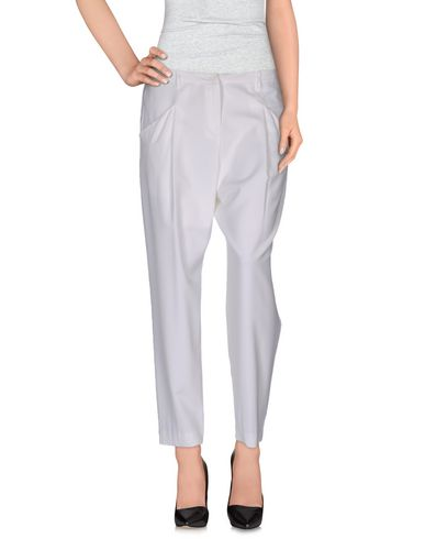 I'M Isola Marras Casual Pants In White