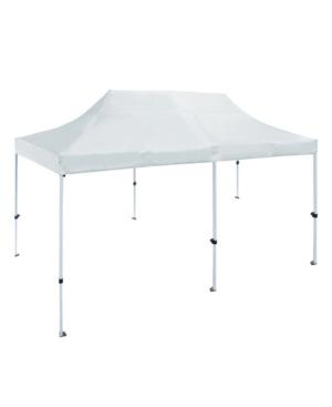 Aleko Gazebo Canopy Party Tent In White