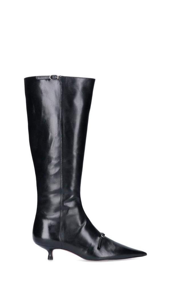 Abra Boots In Black