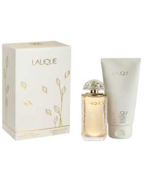 Lalique Fall 16 Set Eau De Perfume 1.69 Oz./50 ml + Body Lotion 5.07 Oz./150 ml