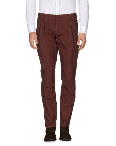 Dondup Casual Pants In Cocoa