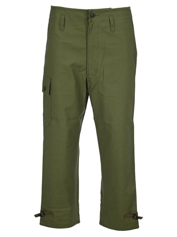 Junya Watanabe Comme Des Garçons Cargo Pants In Green