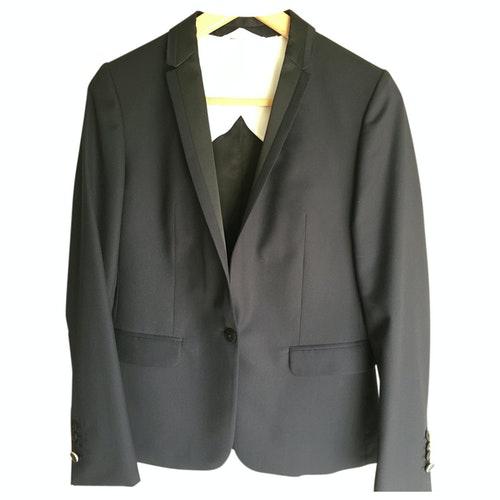 Chloé Stora Navy Wool Jacket