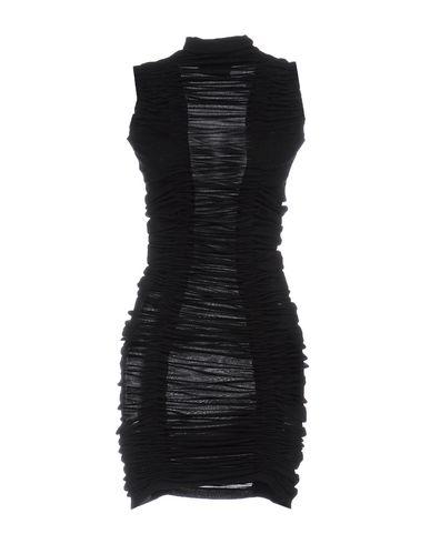 Dsquared2 Short Dresses In Steel Grey