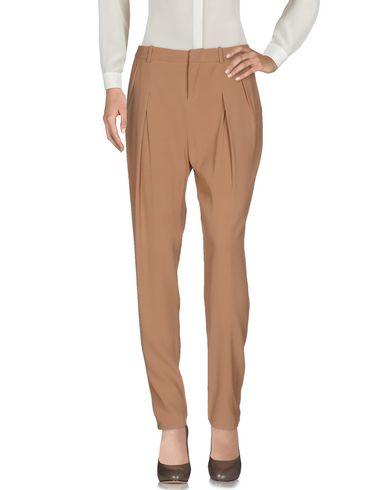 Pinko Casual Pants In Light Brown