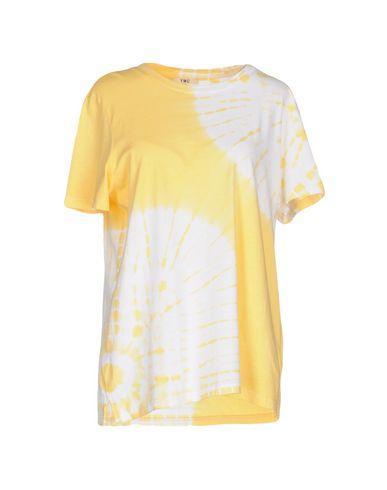 Ymc You Must Create T-shirt In Yellow