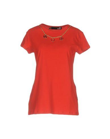 Love Moschino T-shirt In Red