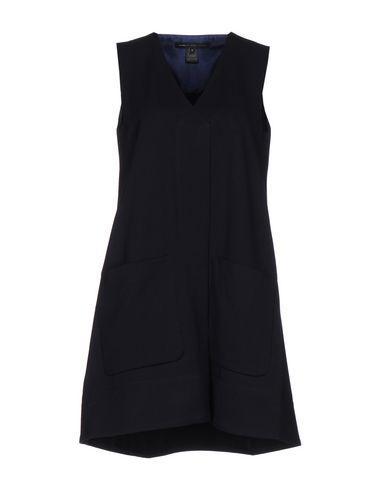 Marc By Marc Jacobs Short Dress In Dark Blue