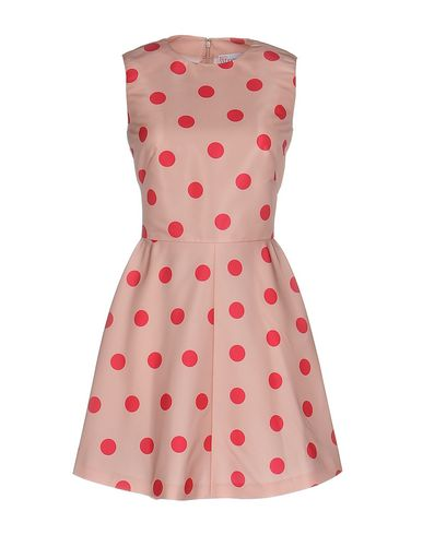Red Valentino Short Dresses In Light Pink