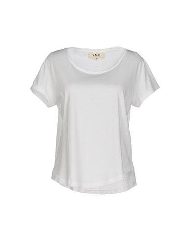 Ymc You Must Create Basic Top In White