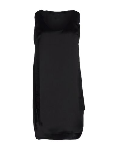 T By Alexander Wang Short Dresses In Black