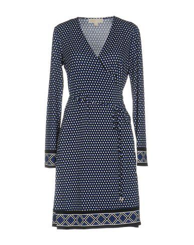 Michael Michael Kors Short Dresses In Blue
