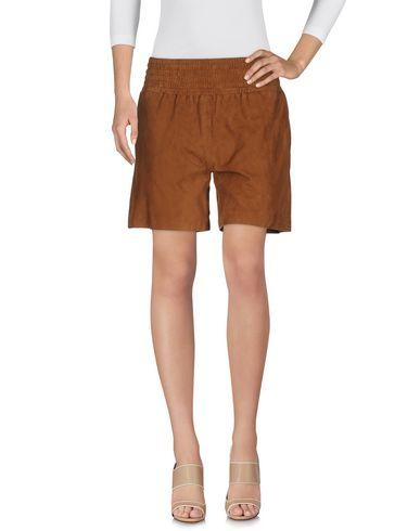 Pinko Shorts In Camel
