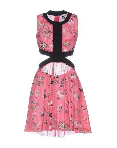M Missoni Short Dress In Pink