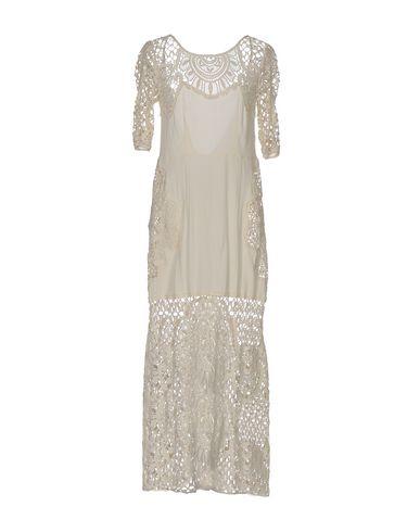For Love & Lemons Long Dress In Ivory