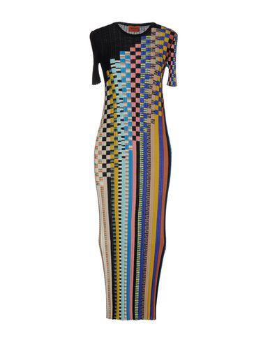 Missoni Long Dresses In Blue