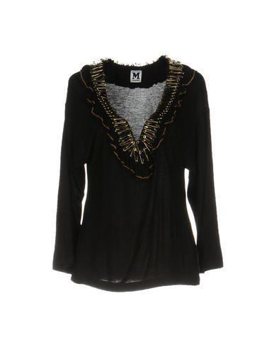 M Missoni T-shirts In Black