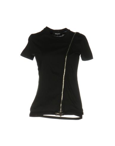 Dsquared2 T-shirt In Black