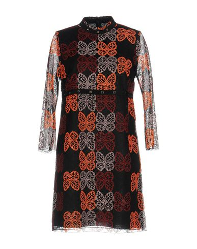 Giamba Short Dresses In Black