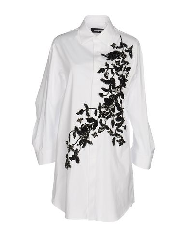 Dsquared2 Shirt Dress In White