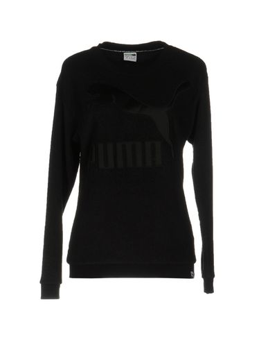 Puma Sweatshirts In Black