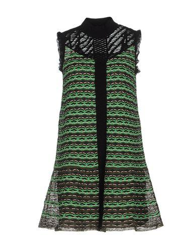 M Missoni Short Dresses In Light Green
