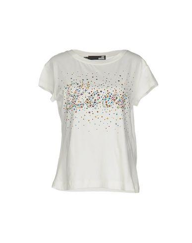 Love Moschino T-shirts In White