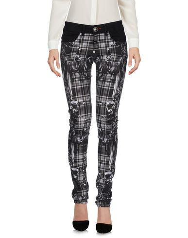 Philipp Plein Casual Pants In Black