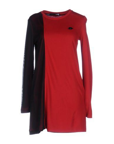 Love Moschino Short Dress In Red