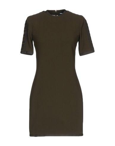 Dsquared2 Short Dress In Military Green