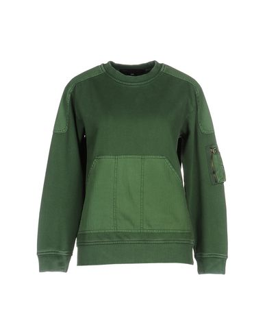 Marc By Marc Jacobs Sweatshirts In Green
