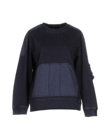 Marc By Marc Jacobs Sweatshirts In Dark Purple