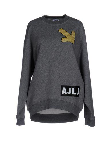 Au Jour Le Jour Sweatshirts In Grey