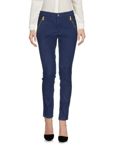 Marc By Marc Jacobs Casual Pants In Dark Blue