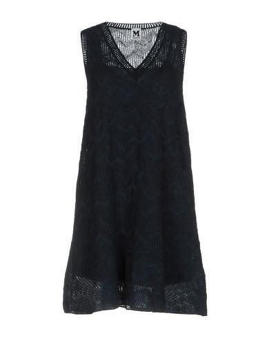 M Missoni Short Dresses In Deep Jade