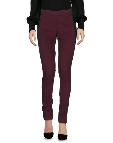 Marc By Marc Jacobs Casual Pants In Maroon