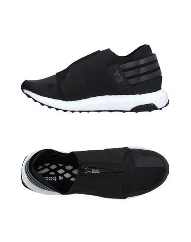 Y-3 Sneakers In Black