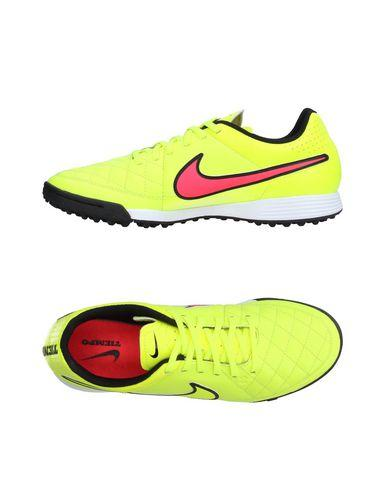 Nike Sneakers In Yellow