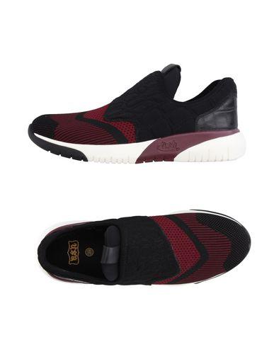 Ash Sneakers In Garnet