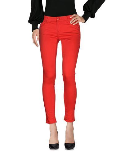 Love Moschino Casual Pants In Red