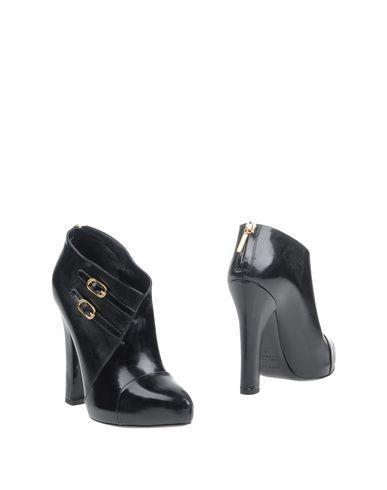 Dolce & Gabbana Booties In Black
