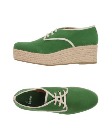 CastaÑer Laced Shoes In Green