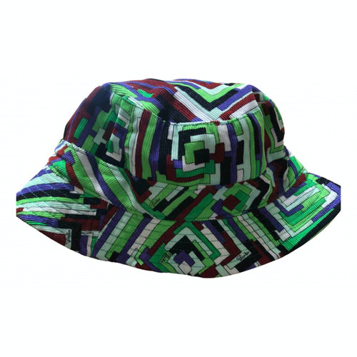 Pre-owned Emilio Pucci Multicolour Cotton Hat