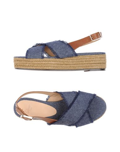 CastaÑer Sandals In Dark Blue
