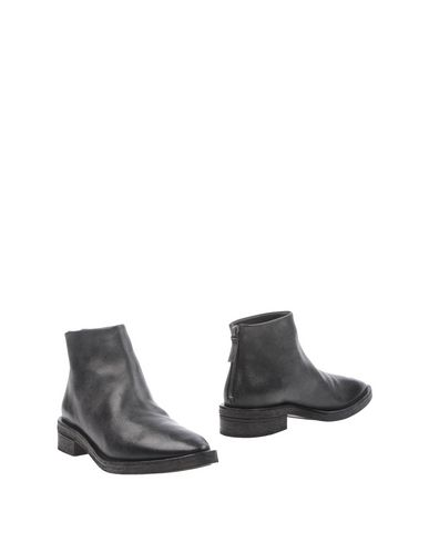 MarsÈll Ankle Boots In Black